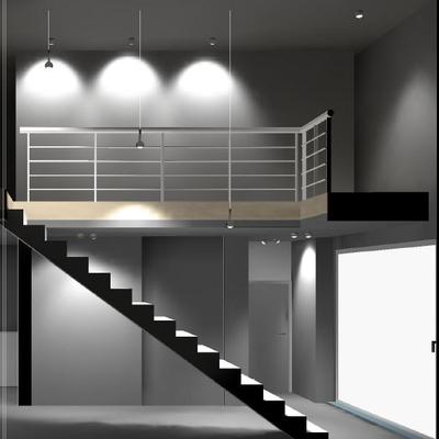 Lichtplanung und Berechnung Wohnhaus