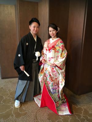 ホテルウェディング@パレスホテル東京