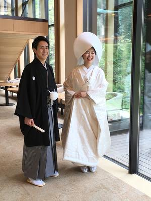 和装挙式@鹿島神宮宇・鹿島セントラルホテル