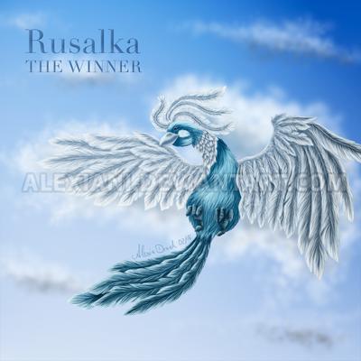 Gewinnerbild für Rusalka, Mega-Altaria