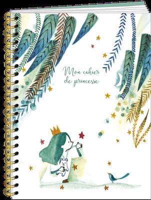 Mon cahier de princesse de Cécile Le BRUN - KW 39