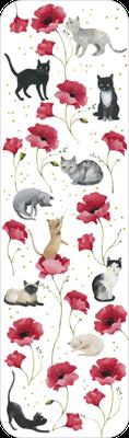 Marque-page illustré par Aurélie BLANZ