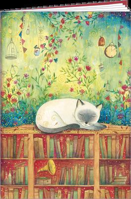 Notebook by Anne-Sophie RUTSAERT