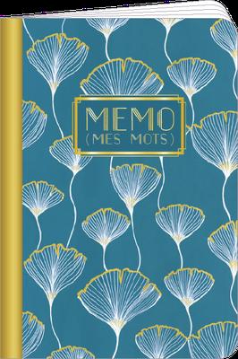 Carnet de poche, 48 pages lignées, 100% fabriqué en France et 100% recyclable. Illustré par Jehanne WEYMAN - KNT5.