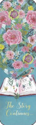 Marque-page illustré par Izou