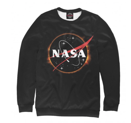 Свитшоты NASA