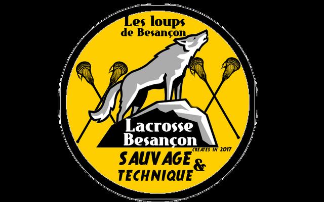 Ancien logo Lacrosse Besançon