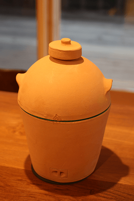 小田式ミニ蒸しかまど小 1.5合炊き