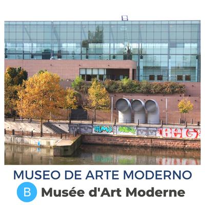 Museo de Arte Moderno · Musée d'art moderne