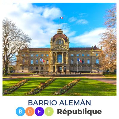 Barrio alemán · République