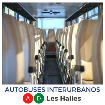 Autobuses interurbanos · Ancienne Synagogue-Les Halles