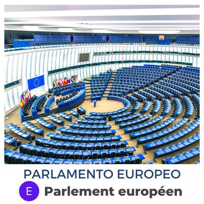 Parlamento Europeo · Parlement européen