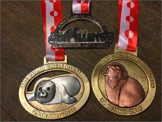 Sehenswerte Medaillen gab es am Schluss. Bildquelle: Sue