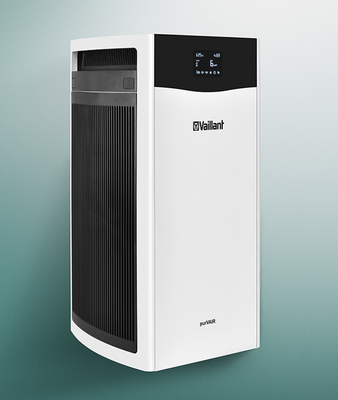 Vaillant Luftfilter - Produktdesign