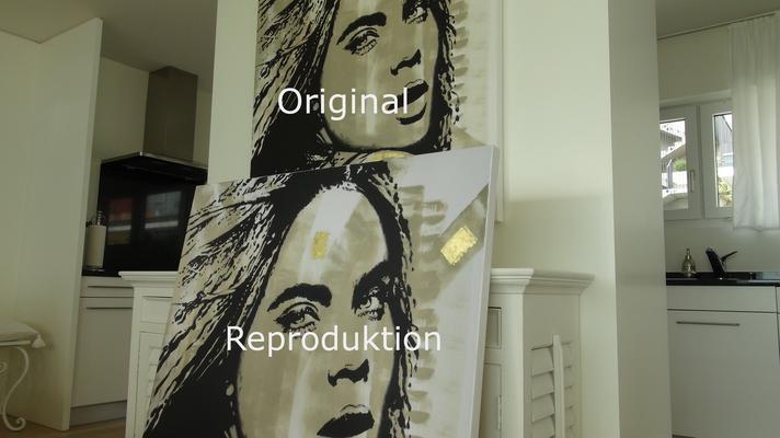 Daniela Schorno Reproduktionen Kunstbilder Pop Art Deco