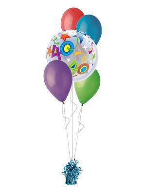bukiet balonowy 40-stka