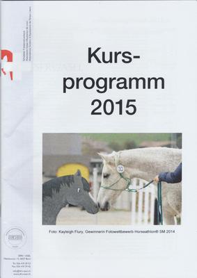 Kursprogramm SFRV 2015