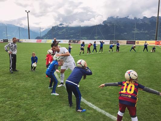 Fussball Training - Workshop