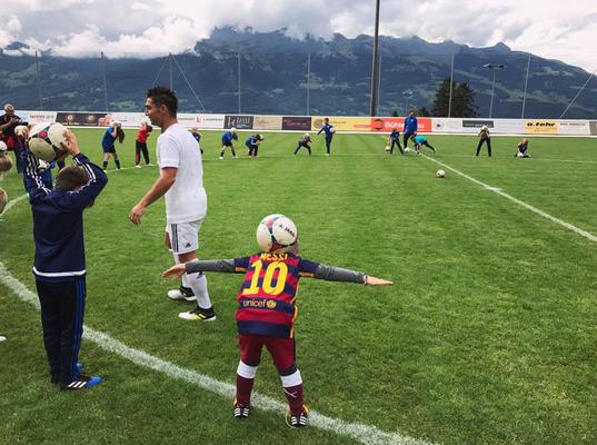 Fußball Workshop