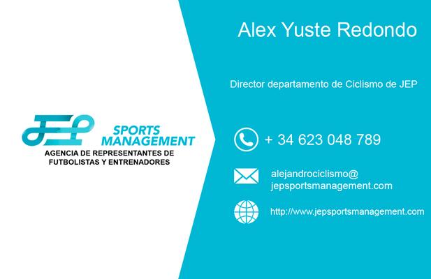 Alex Yuste