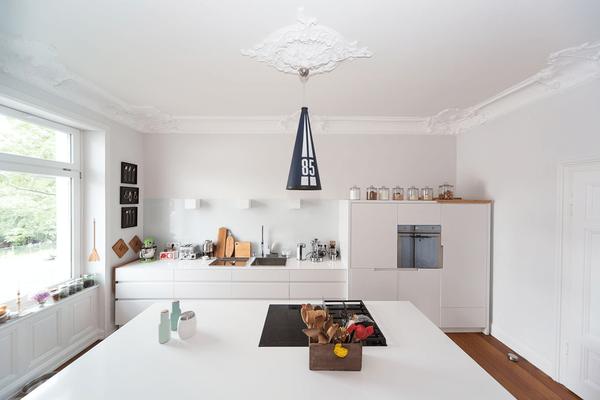 Wir entwerfen und bauen Ihre einzigartige Küche, ganz speziell nur für Sie