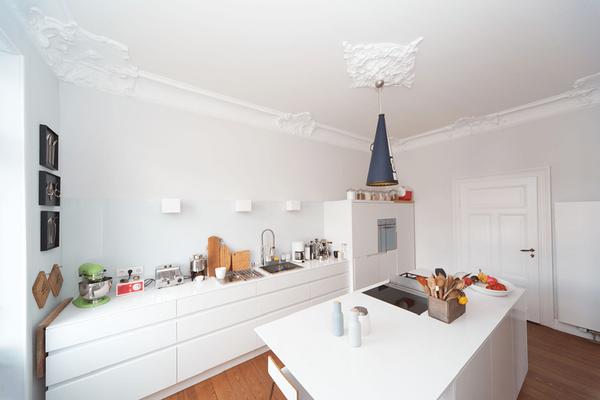 Individuelle Küche in bester Qualität von der Schreinerei Meisterwerkstatt