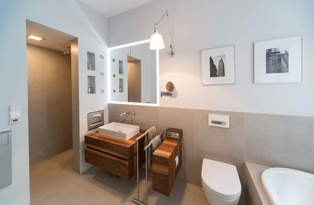Individuelle Designer-Möbel fürs Bad