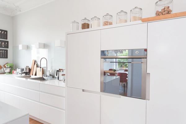Wir planen, entwerfen und bauen Ihre Wunschküche ganz nach Ihren Bedürfnissen