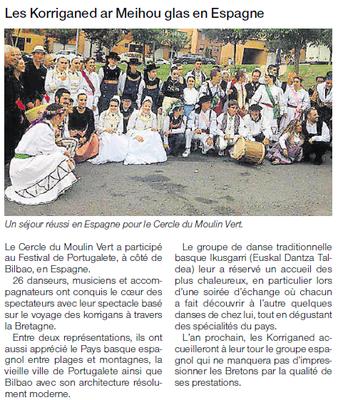 Ouest-France  -  Mercredi 15 Juillet 2015