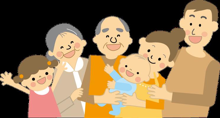 育児と介護のダブルケアに悩む方の力になります。ナースは全年代のお世話ができます。