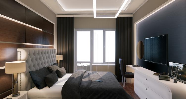 Частный дизайнер интерьера, портфолио, дизайн интерьера квартиры