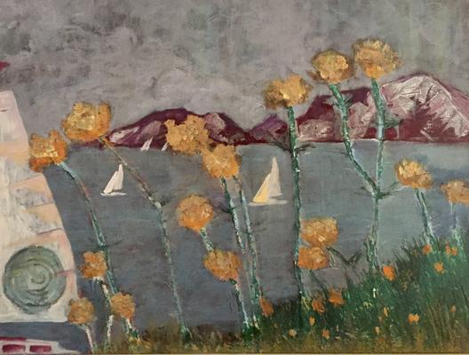 Acryl, 60 x 80 cm, 2019