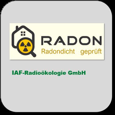 Radon Prüfzeugnis