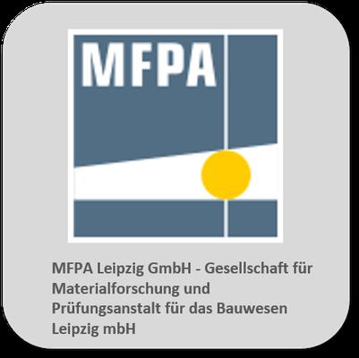 MFPA Prüfzeugnis