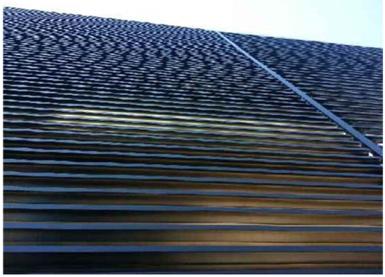 spray painting louvres and shutters