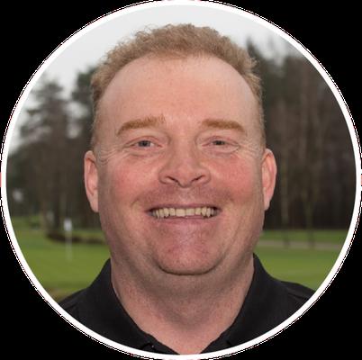 Golfprofessional Frank Gowen