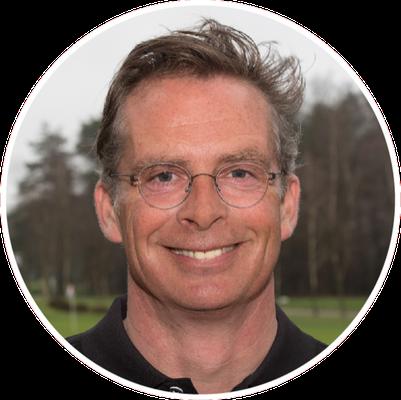 Golfprofessional Cees Niessen