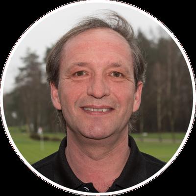 Golfprofessional Michael Gassner