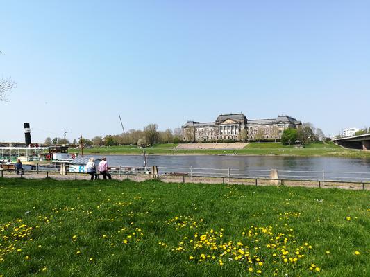 Aktivenfahrt nach Dresden