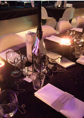 Event Concept & Styling // Gastkok event, Amsterdam //  commissioned by Supperclub
