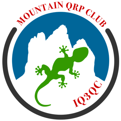Logo Mountain QRP Club