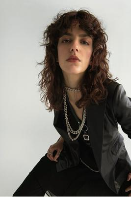 Young Poet Society #Hair Claudine Németh #MakeUp Nina Park #Photo Ahmed Chrediy