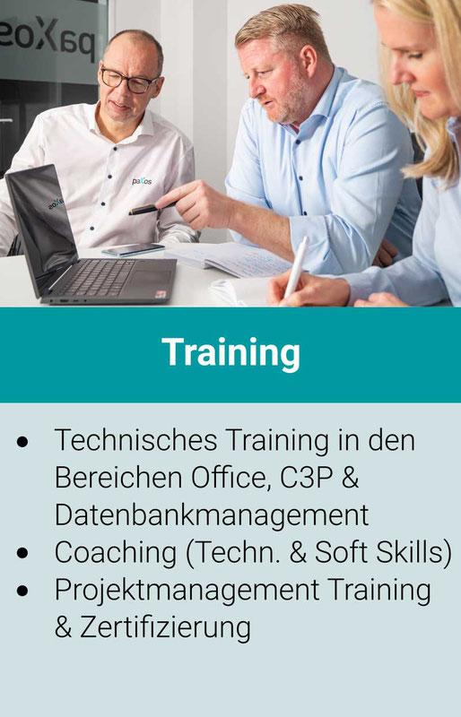Training Ueberblick
