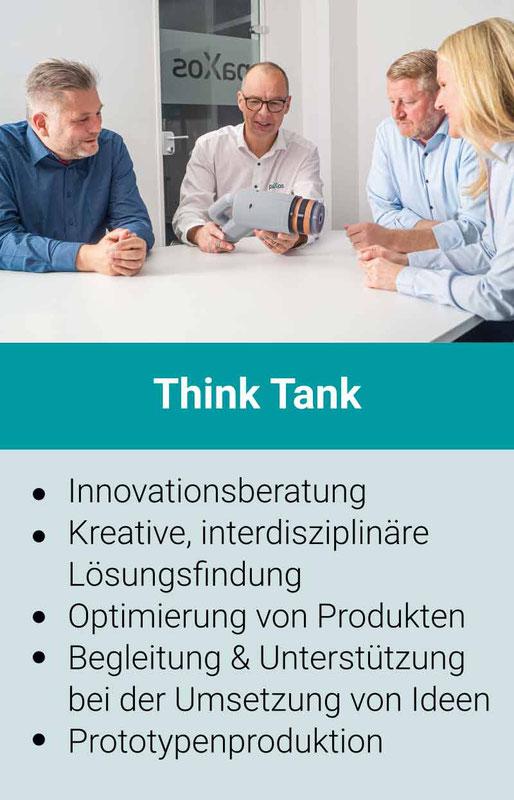 Think Tank Ueberblick