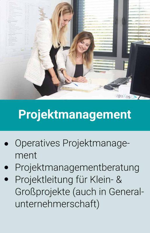 Projektmanagement Ueberblick
