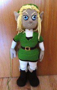"""Link aus """"The Legend of Zelda"""""""