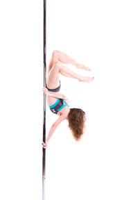 Polefitness und Poledance Freilassing - Advanced
