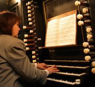 Concert orgue du Prytanée national militaire de la Flèche (2013)