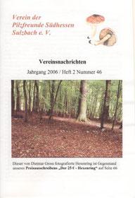 Jahrgang 2006 / Heft 2 Nummer 46