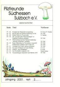 Jahrgang 2001 / Heft 2